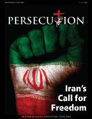 October 2018 Persecution Magazine