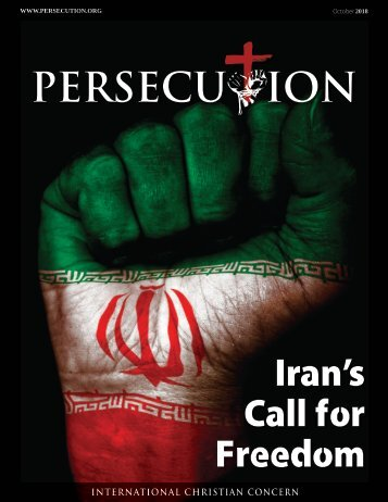 October 2018 Persecution Magazine (1 of 4)