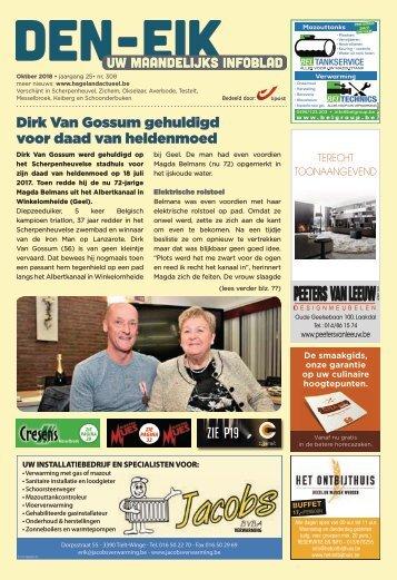 1840 Den Eik - 3 oktober 2018 - week 40