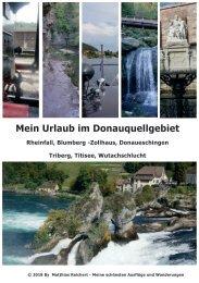 Mein Urlaub in der Donauquellregion