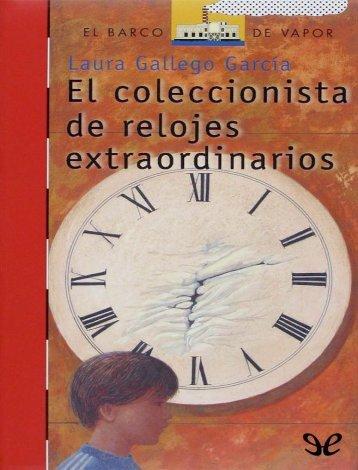 El Coleccionista de Relojes Ext - Laura Gallego Garcia