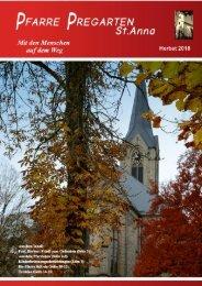 Ausgabe Herbst 18
