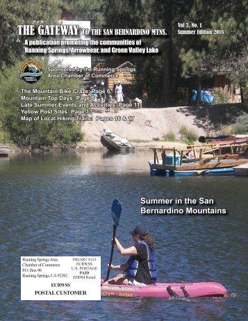 Gateway Magazine-Summer 2018