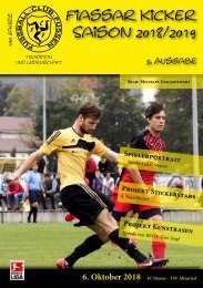 FCF Stadionzeitung 2018_10_06_Altusried_WEB
