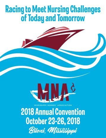2018 Mississippi Nurses Association Annual Convention Yearbook