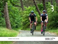BBB Cycling Australia // Summer Guide