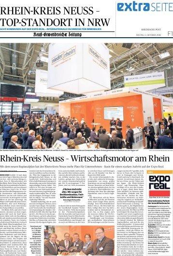 Expo-Real Standort Niederrhein  -05.10.2018-