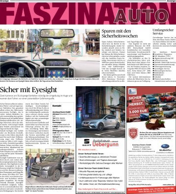 Faszination Auto  -05.10.2018-