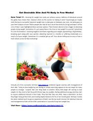 Keto Total 11 Reviews : Get Desirable Slim And Fit Body In Few Weeks!