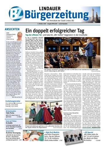 06.10.2018 Lindauer Bürgerzeitung
