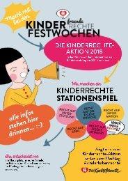 Kinderrechte Festwochen - Info