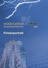 Firmenportrait - Schaltanlagenbau-Strobl