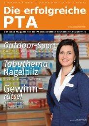 PTA - Die erfolgreiche Apotheke