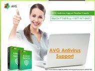 Contact Avg tech support team +1-877-917-4965