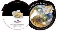 A b € 8 0 ,– um die Wel t! - AirPlus