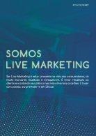 PORTFÓLIO LIVE MARKETING - EFICAZ COMUNICAÇÃO - Page 6