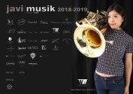 Javi Musik 2018-2019