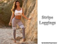 Trendy Stripe Leggings Are Available Online- Shop Now