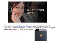 How to Apple Technical Support phone number