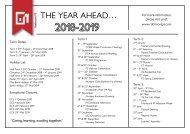 The Year Ahead 18 19 new