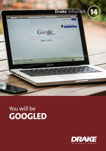 You will be Googled