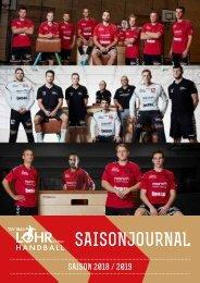 TSV Lohr_Saisonjournal_2018_2019_Web