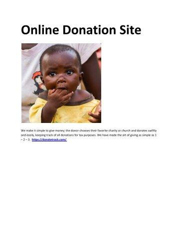 6 Donations