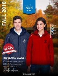 Fall 2018 Catalogue
