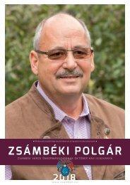 Zsámbéki Polgár - 2018. október
