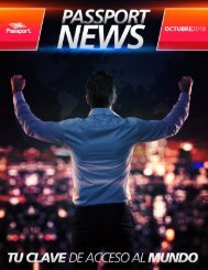Revista passport news