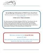October 2018 FRC Member Newsletter - Page 5