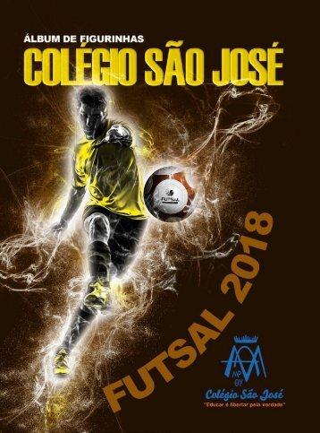 Álbum Colégio São José_2018