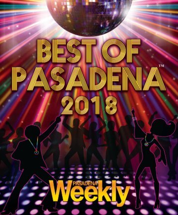 Best Of Pasadena 2018