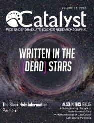 [Catalyst 2018]
