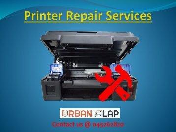 Avail the Printer repair services in UAE, Call 045262820