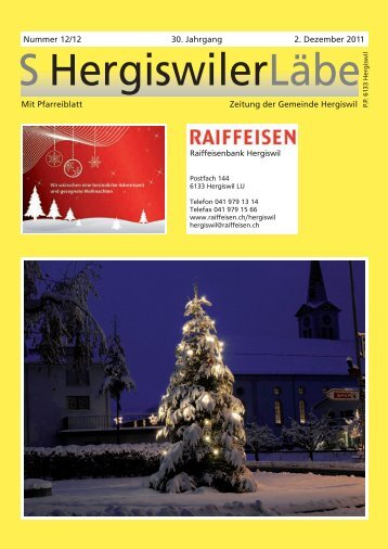S Hergiswiler Läbe online (PDF 0.932 - Peter Helfenstein