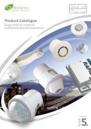 CP Electronics General Catalogue 2018-54