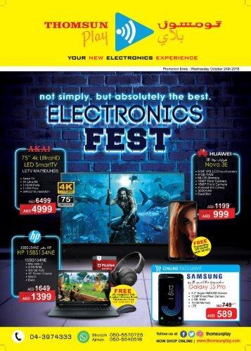 ELECTRONICS FEST (lite)