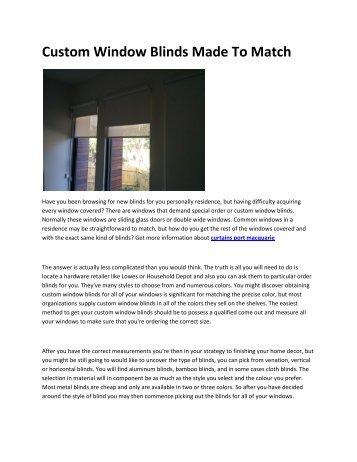 6 curtains port macquarie