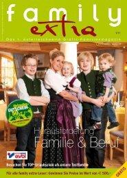 Familie & Beruf - Family-Extra