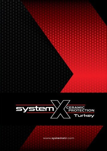 System X Turkey Catalog