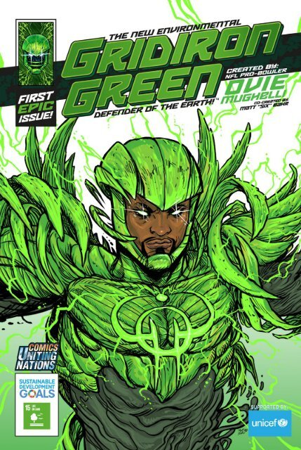 GRIDIRON GREEN Web