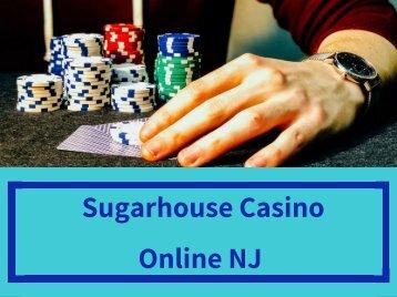Sugarhouse Casino Online NJ