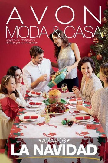 Avon - Moda & Casa C17 18