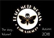 Black Moth Woman - Autumn 2018