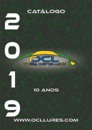 CATÁLOGO 2019 OCL LURES