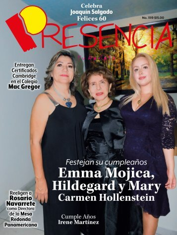 Revista Presencia Acapulco 1119