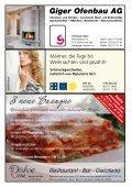 Das informative Monatsmagazin für Beinwil am See - Seite 6