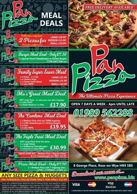 Pan Pizza - July 2018 - Web Version