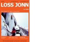 Das Magazin für Sport & Gesundheit - LOSS JONN in Köln
